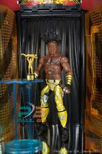 WWE AEW ROH WCW ECW IMPACT NXT MATTEL K ELITE BOOTY O'S XAVIER WOODS