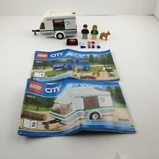 Lego City 60117 - Not a complete set