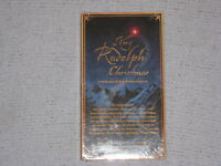 A Very Rudolph Christmas 3-CD Set Plus 40-Page Holiday Songbook Brand New Sealed