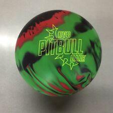 DV8 Pitbull Bark BOWLING ball 15 lb 1ST QUALITY NEW IN BOX   #083