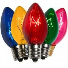 25-Pack Assorted Color Blinkie Bulbs