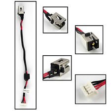 New Laptop AC DC Power Jack Socket Connector with wire Cable Harness For ASUS EEE PC UX Series UX30 UX30S MK90 MK90H MK90U 1006SG