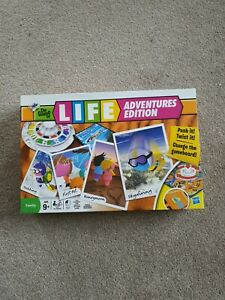 The Game of Life Adventures Edition - Family Board game