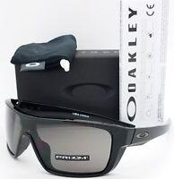 NEW Oakley Straightback Sunglasses Black Prizm Grey 9411-0127 Straight Wrap NIB