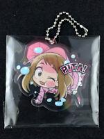 Boku no My Hero Academia Pita! Deforme Acrylic Key Chain 5 Ochaco Uraraka New