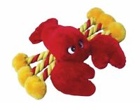 """Petlou 19"""" Rope Lobster Dog Toy"""