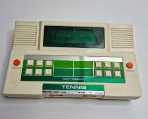 Tomytronics Tennis Vintage 1980