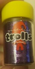 MAC Trolls Collection~FUCHSIA~Purple Glitter- Shadow Pigment LE~LOW WORLD SHIP!