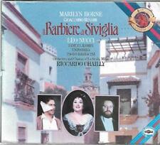 Cd - Rossini:The Barber of Seville (M.Horne/S.Ramey/L.Nucci) [3-Disc Box] New
