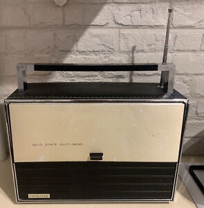 Vintage radio solid state model no 24 f 2. Satellite With Instruction Booklet