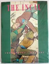 Moebius & Jodorowsky- The Incal Vol. 3 Limited Ed. LOW NUMBERED 58/1500 SIGNED