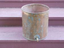 Moonshine Mash Pot w/ Spigot