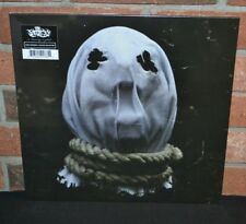THE FACELESS - In Becoming A Ghost, LTD PINK OPAQUE W/ BLACK SPLATTER VINYL NEW