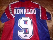Barcelona home 1993 retro shirt  GUARDIOLA  RONALDO size M
