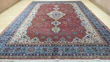 """Large PERSAIN CARPET RUG Hand Made oriental WOOL Kazak rug 11FT 4"""" x 8FT 2"""""""