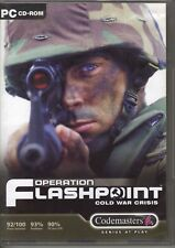 Operation Flashpoint: Cold War Crisis (PC, 2001) - European Version
