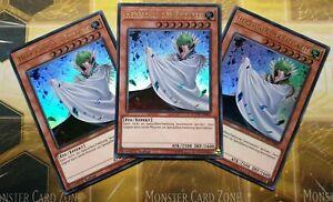 Yu-Gi-Oh Herrscher der Eitelkeit ULTRA RARE DUOV-DE061  --PLAYSET--