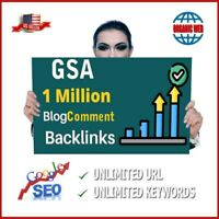 BOOST YOUR GOOGLE RANK WITH 1 MILLION BLOG COMMENT BACKLINKS - Unlimited Url