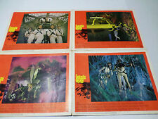 FANTASTIC VOYAGE * MOVIE POSTER LOBBY CARD SET OF 4 1966 SCI FI