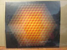 """vintage 1971 """"hex node"""" poster #449   5664"""