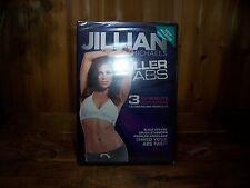 JILLIAN MICHAELS KILLER ABS 30 MINUTE HIGH OCTANE CALORIE KILLING WORKOUT DVD