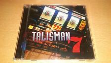Talisman - 7 ** Rare JSS CD OOP, Takara, Jeff Scottt Soto, W.E.T.  NOT BOOT