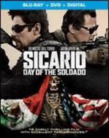 Sicario: Day of the Soldado (DVD, 2018, 2-Disks Set) no digital code