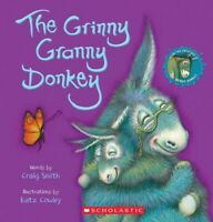 The Grinny Granny Donkey [New Book] Paperback, Illustrated