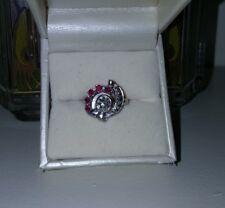 Art Deco 14k gold old European mine cut diamond .55 carat solitaire wedding ring