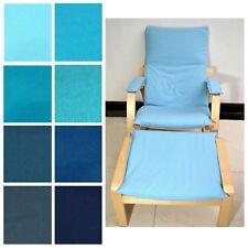 Nueva cubierta antideslizante (Easy Fit) sin cremallera-Tailor Made for Ikea Poang Butaca Aa1