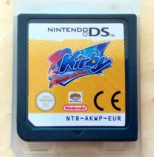 Kirby Mouse ATTACCO Squeak Squad 3DS NINTENDO DS LITE DSI XL NDS Platformer Gioco