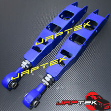 Adjustable Rear Lower Control Arms For Subaru BRZ Impreza WRX STI Liberty MY08 +