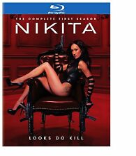 NEW - Nikita: Season 1 [Blu-ray]