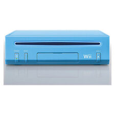 Nintendo Wii Limited Edition Blue Console