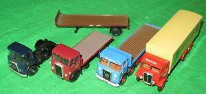 EFE Base Toys OO scale Atkinson AEC & Albion Chieftan + British Railways Trailer