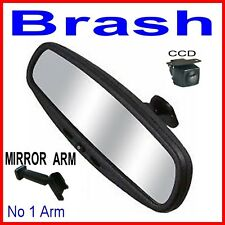 """5"""" FULL REPLACEMENT PURE OEM STYLE MIRROR REVERSING / REAR VIEW &CCD CAMERA"""