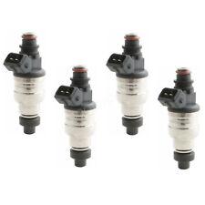 Set(4) 500CC Fuel Injectors fits RX-7 EVO 5 6 7 8 9 FC3S 13B 20B 4AGE 4G63T