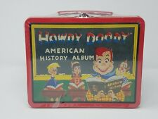 1998 Howdy Doody Mini Metal Limited Edition Tin Lunch Box NBC New Unopened