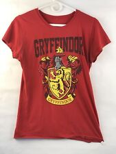 Gryffindor Girls Youth Tee T Shirt Xl Harry Potter Licensed