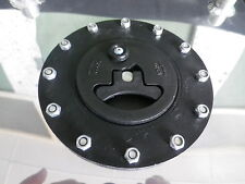 FUEL TANK REPLACEMENT FILL CAP + MOUNTING BLACK PLASTIC
