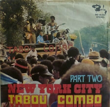 "7"" 1975 KULT ! TABOU COMBO : New York City // VG+++ \"