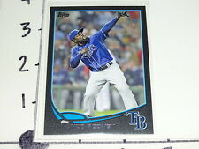 Fernando Rodney - 2013 TOPPS #617 Black Bordered SP/62 Tampa Bay DEVIL RAYS