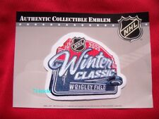 Official NHL 2009 Winter Classic Patch Detroit Red Wings vs Chicago Blackhawks