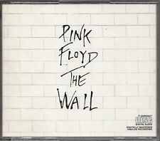 PINK FLOYD - THE WALL 2CD 1990  C2K 36183 COLUMBIA EARLY PRESS CLASSIC ROCK