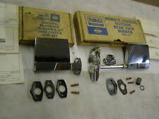 NOS 1965 Ford Galaxie 500 + Fairlane Mirrors