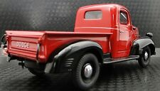 1 Dodge Pickup Truck 1940s 43 Vintage Antique Classic 12 Sport Car 24 Metal 18