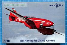 1/48 De Havilland DH.88 Comet (MikroMir 48-017)