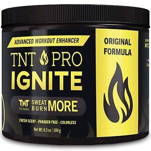 Fat Burning Cream For Belly TNT Pro Ignite Sweat Cream Slimming Men and Women