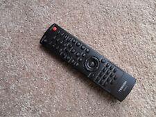 Genuine TOSHIBA DVD Player Black Remote SE-R0373 Tested
