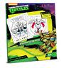 Quackduck Coloriage Teenage Mutant Ninja Turtles - Dessins Numérotés
